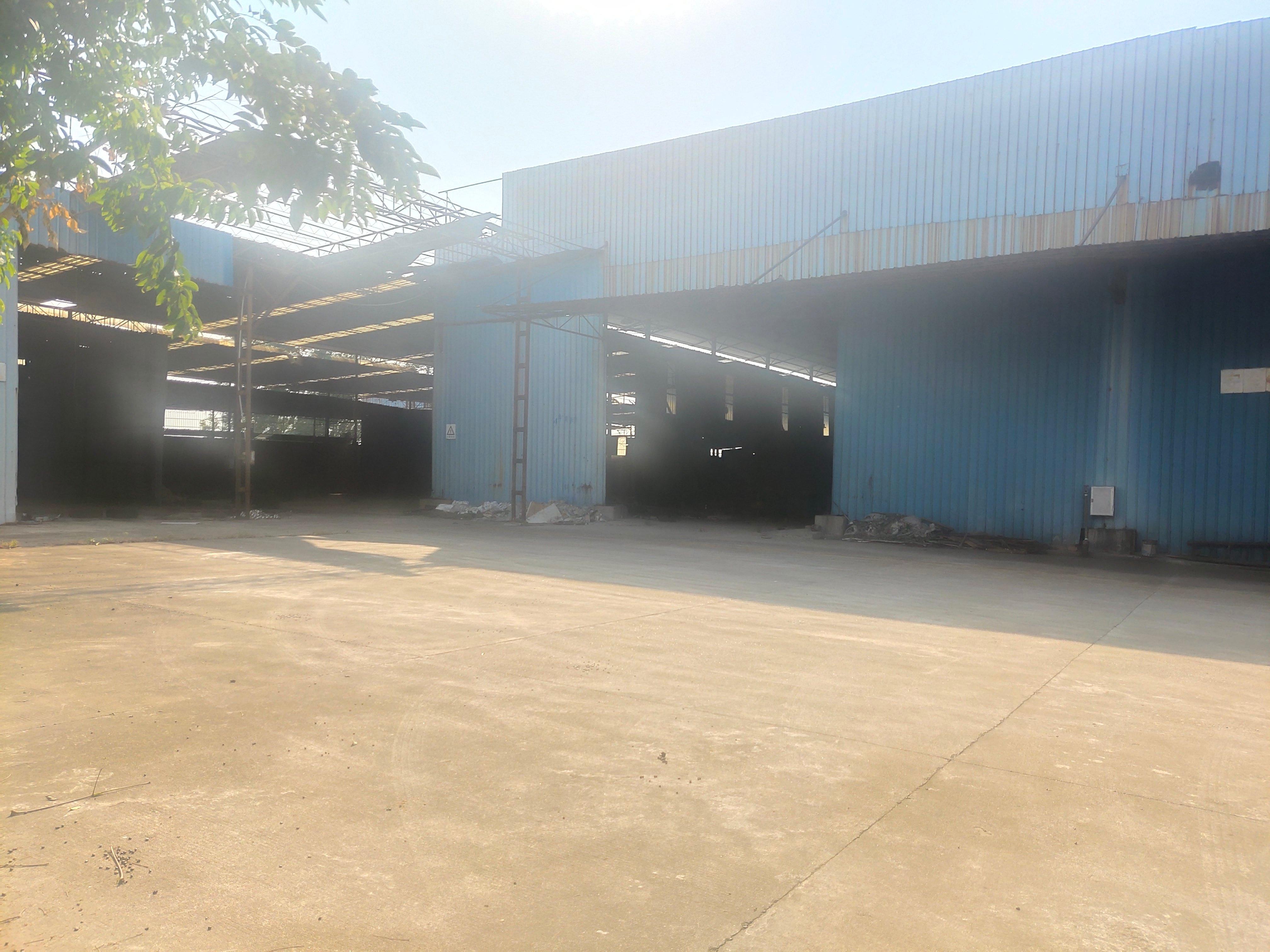 荷城庆洲工业园10000平方工业厂房出售,业主急售