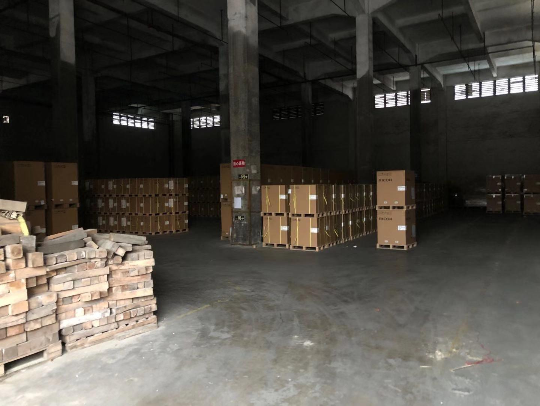 出租仓库厂房一楼1000平,高6米