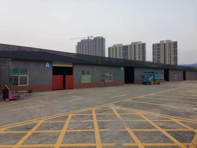 坪山仓库钢构厂房出租15000平有卸货平台可分租