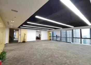 70年产权写字楼!不限购不限贷!宝安中心区的写字楼图片1