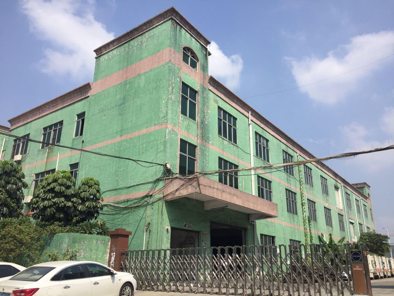 坪山证件齐全独门独院厂房7900平米低价转让产权