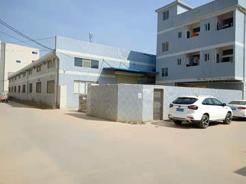 惠阳新圩高速口附近原房东小独院钢构厂房1700平米出租