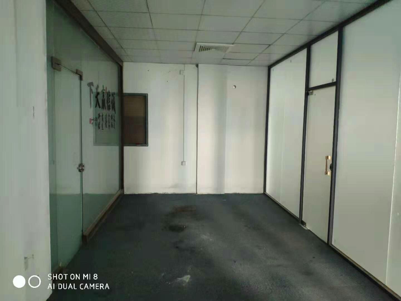 福永新和楼上带装修厂房320平米