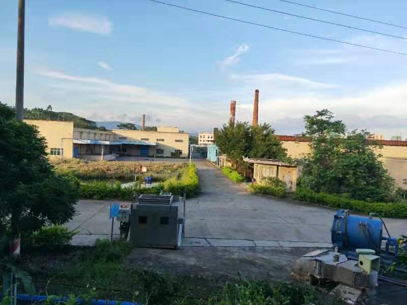 惠州平潭镇重工业高度9米带牛角!现成模具环评园区99000平