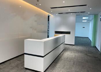 免佣出租一手业主南联地铁口485平豪华装修办公室图片1