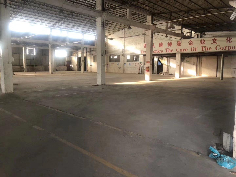佛山市南海区官窑独院单一层12800方钢结构厂房出租可办环评-图5