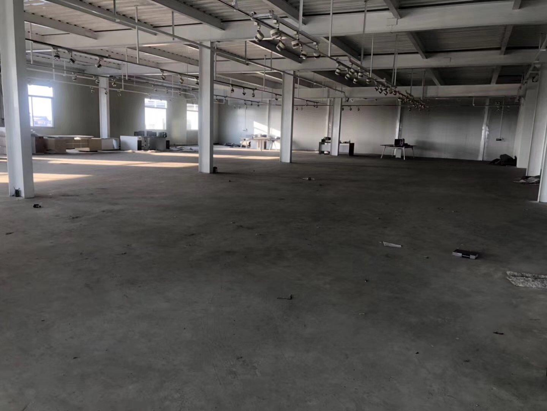 佛山市南海区官窑独院单一层12800方钢结构厂房出租可办环评-图6