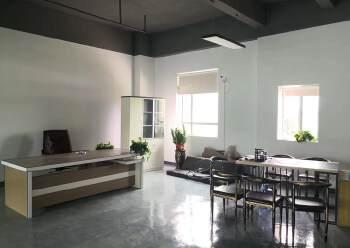 (原房东)横岗六约地铁口新出精装修写字楼出租,大小可分租图片2