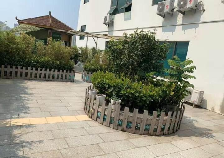 送大阳台!花园式办公室!龙华地铁284平豪华装修办公室出租!图片1