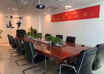 送大阳台!花园式办公室!龙华地铁284平豪华装修办公室出租!图片3