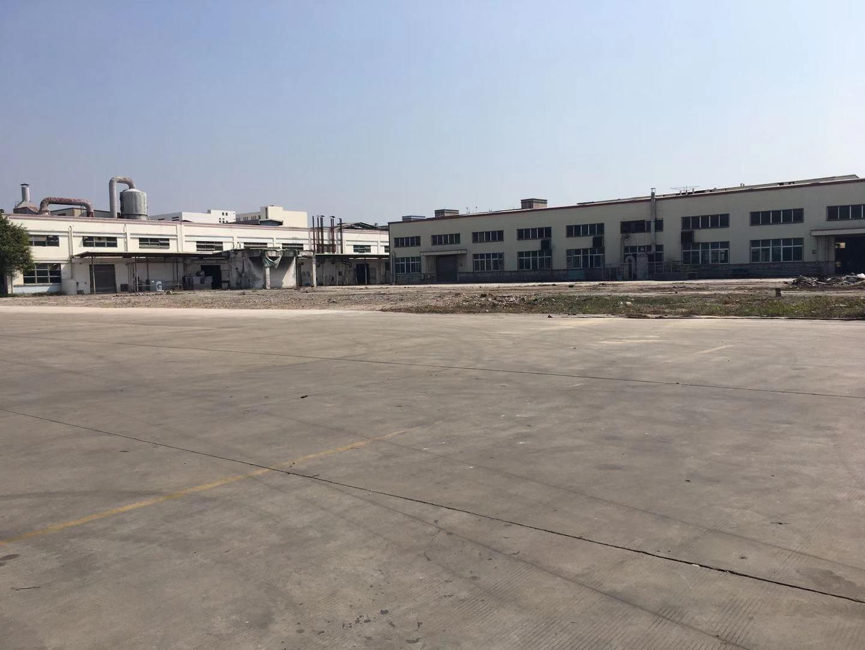 深圳高速出口9米高标准物流厂房仓库15000平方出租