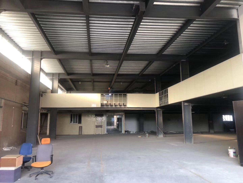 佛山市南海区官窑独院单一层12800方钢结构厂房出租可办环评-图3