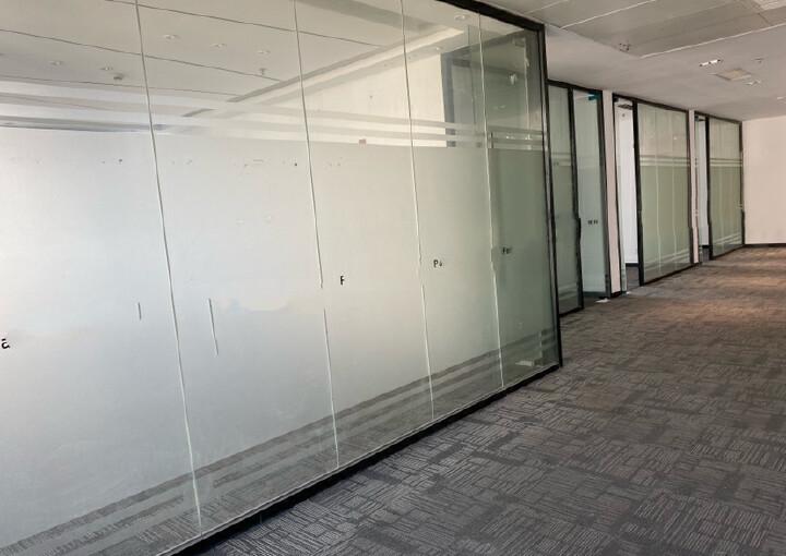 免佣出租一手业主南联地铁口485平豪华装修办公室图片9