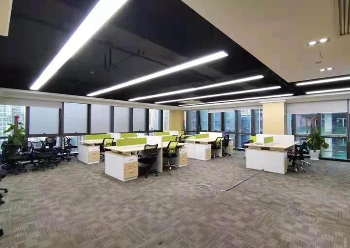 70年产权写字楼!不限购不限贷!宝安中心区的写字楼图片4