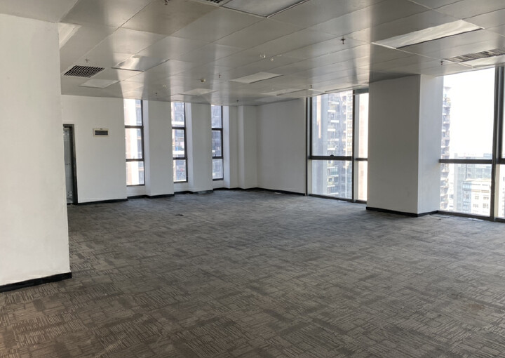 免佣出租一手业主南联地铁口485平豪华装修办公室图片7