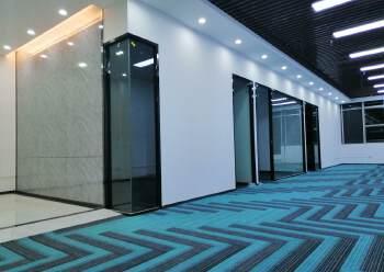 深圳市龙岗区坂田地铁口200米精装修写字楼出租图片6