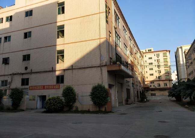 福永会展中心附近新出9600平方独院厂房出租