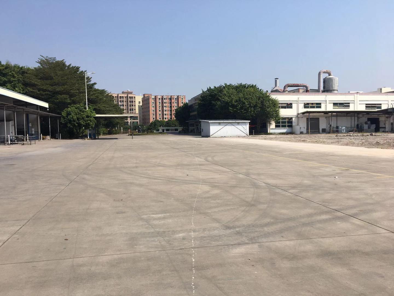 平湖单一层电商仓库20000平米出租,大小分租!空地大交通好-图6