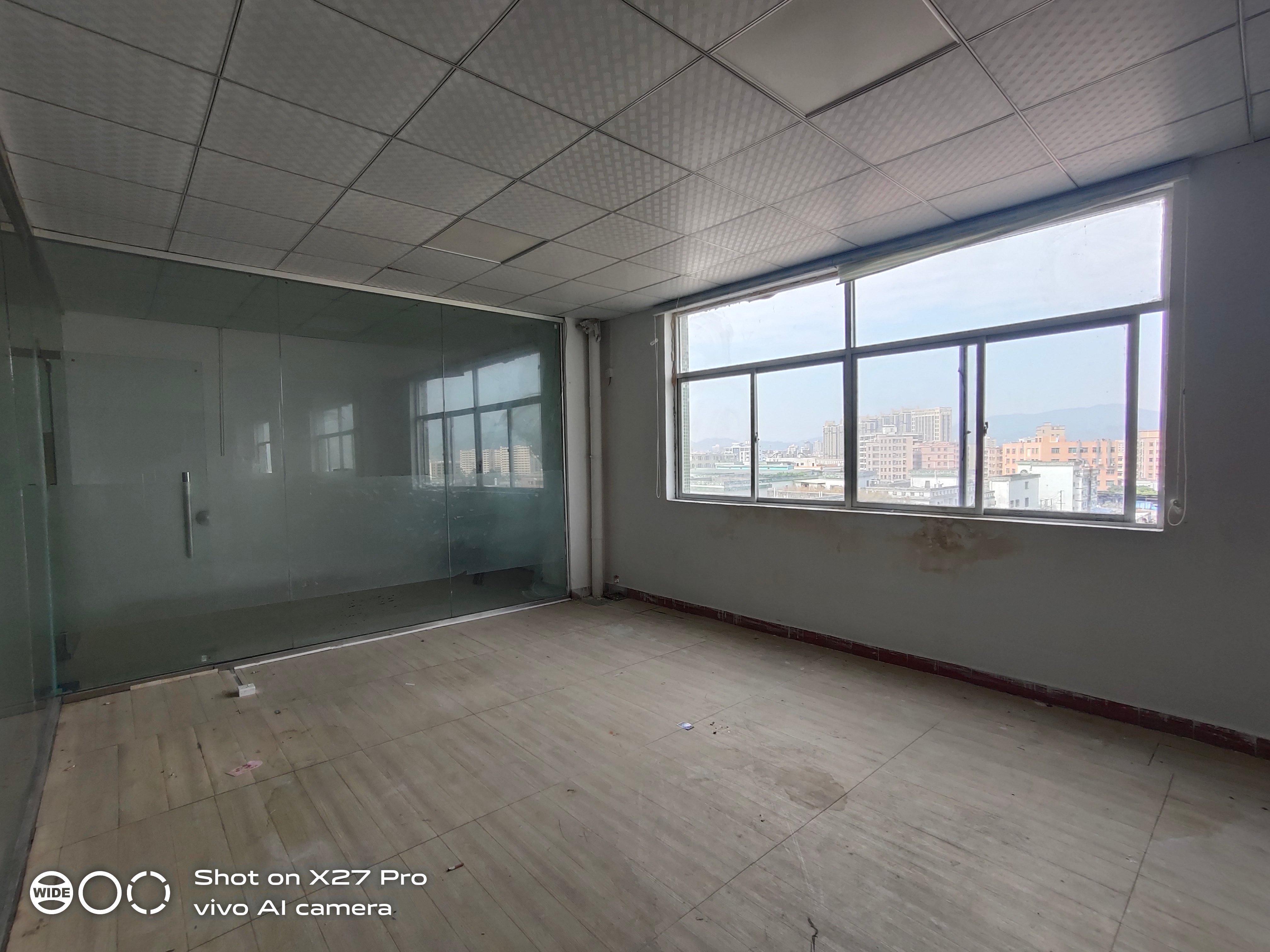 塘厦林村新出5楼500㎡有现成办公室配套3吨电梯两部花园式厂-图4