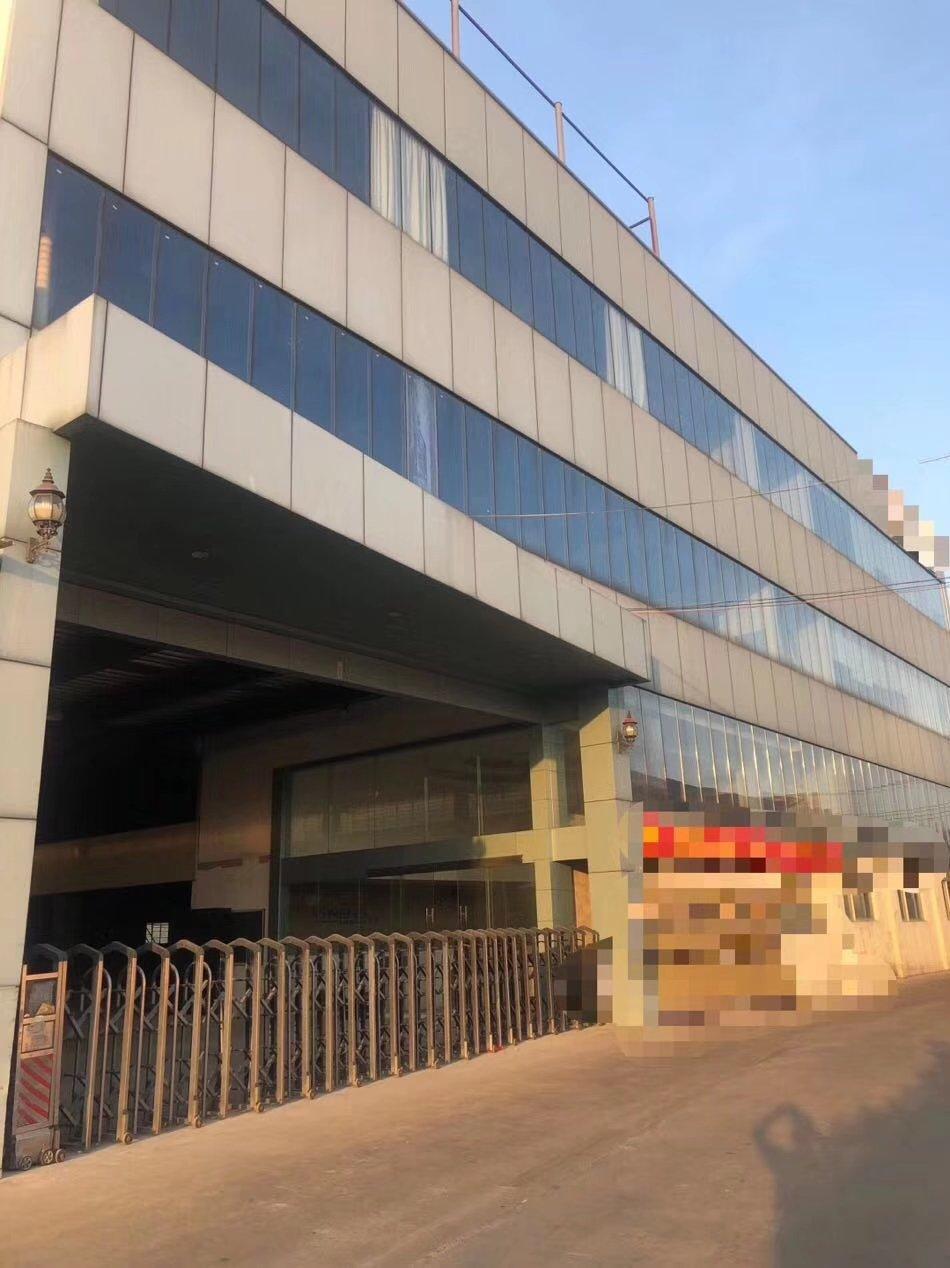 佛山市南海区官窑独院单一层12800方钢结构厂房出租可办环评
