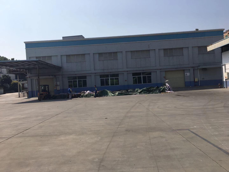 平湖单一层电商仓库20000平米出租,大小分租!空地大交通好-图2