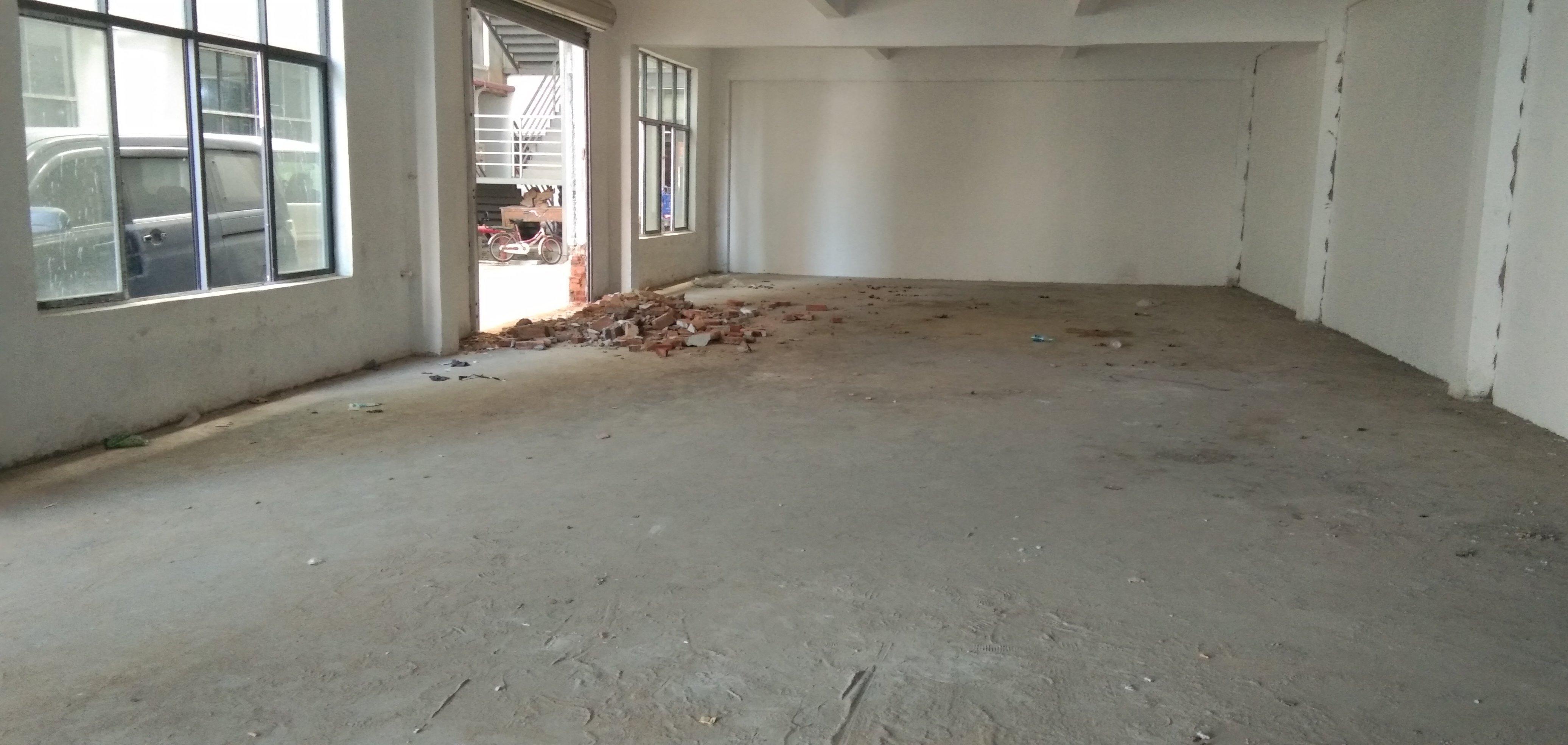 大朗镇水口园区分租一楼350平可做临时仓库