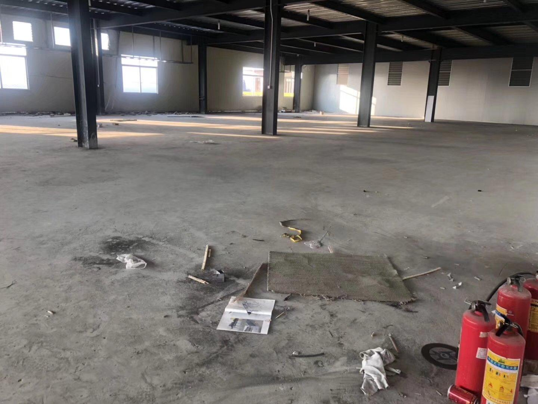 佛山市南海区官窑独院单一层12800方钢结构厂房出租可办环评-图7