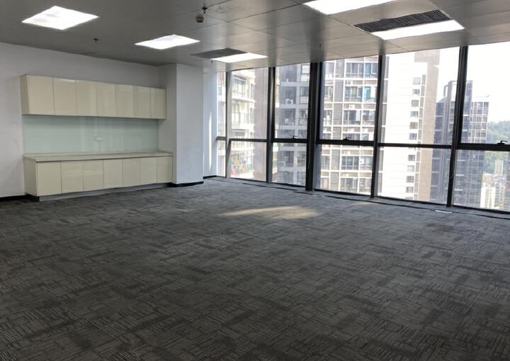 免佣出租一手业主南联地铁口485平豪华装修办公室图片6