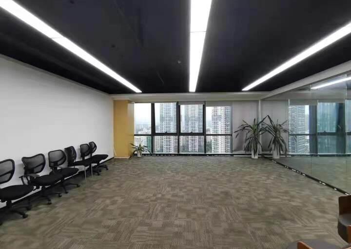 70年产权写字楼!不限购不限贷!宝安中心区的写字楼图片5