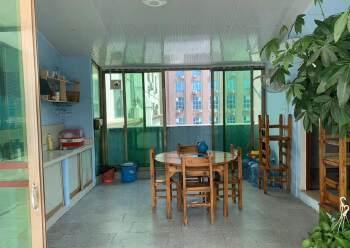 送大阳台!花园式办公室!龙华地铁284平豪华装修办公室出租!图片2