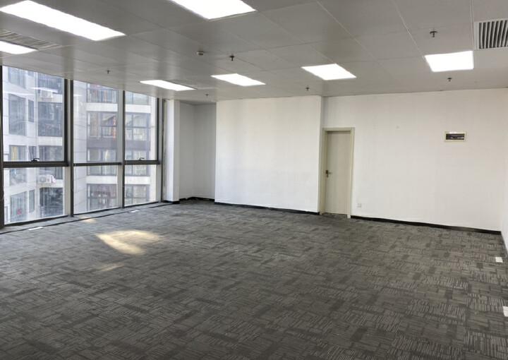 免佣出租一手业主南联地铁口485平豪华装修办公室图片2