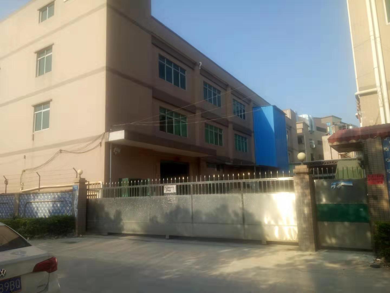 深圳市沙井4600平米国有证厂房出售