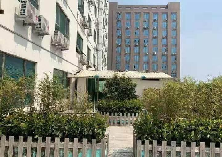 送大阳台!花园式办公室!龙华地铁284平豪华装修办公室出租!图片4