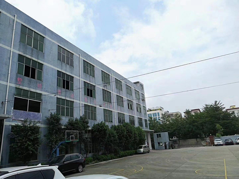 龙岗坪地可出售厂房4700平米,占地4000平米!