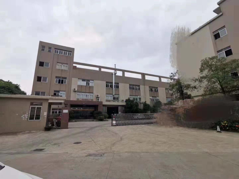 临深国有证标准厂房,空地超大,单价3500元/㎡起售