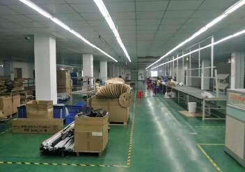 深圳宝安国际会展中心附近,大型工业区,楼上面积整层2300平图片4