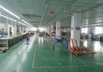 深圳宝安国际会展中心附近,大型工业区,楼上面积整层2300平图片2