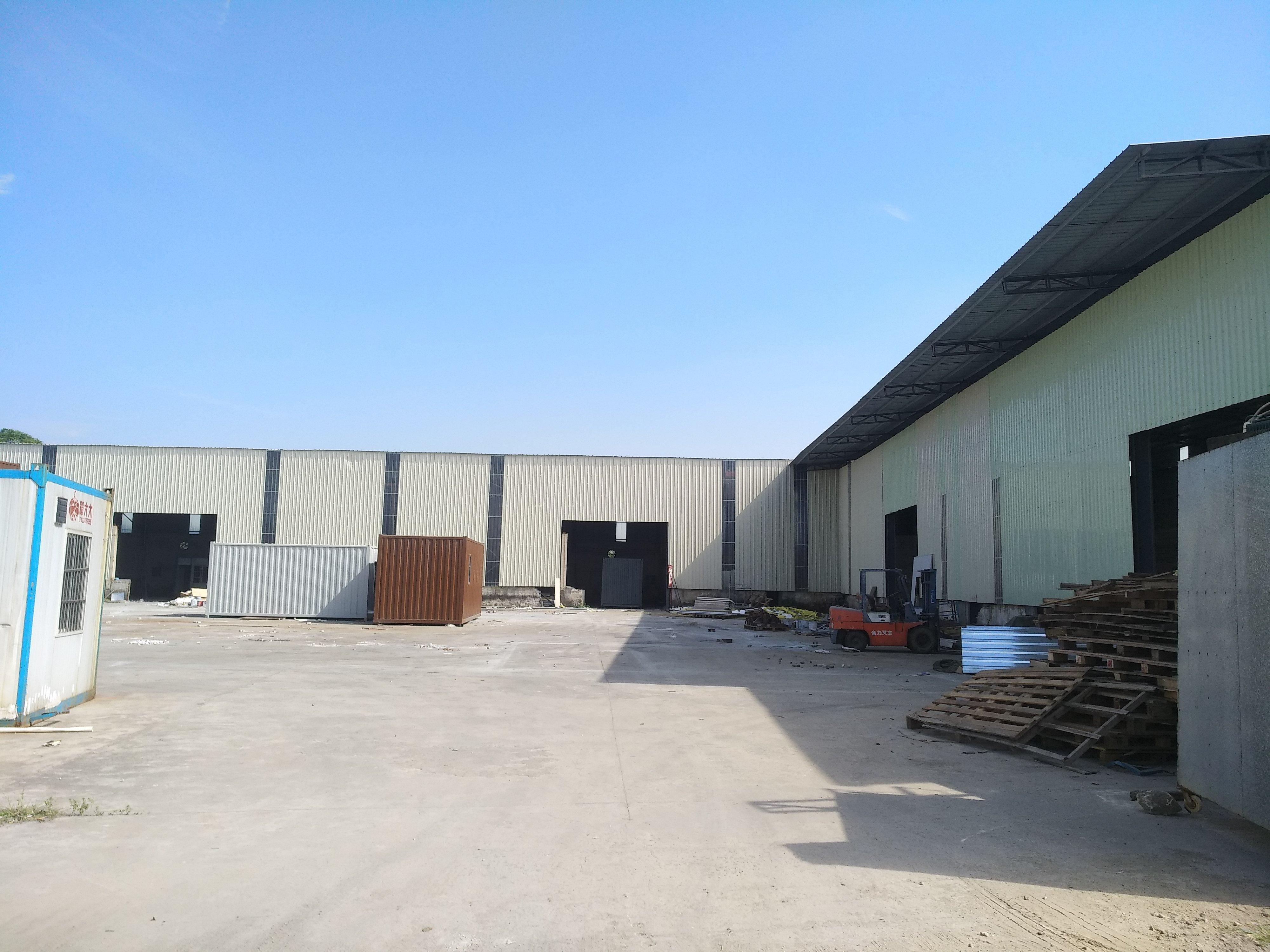 惠东梁化镇占地21110平建筑1800平国有证厂房出售