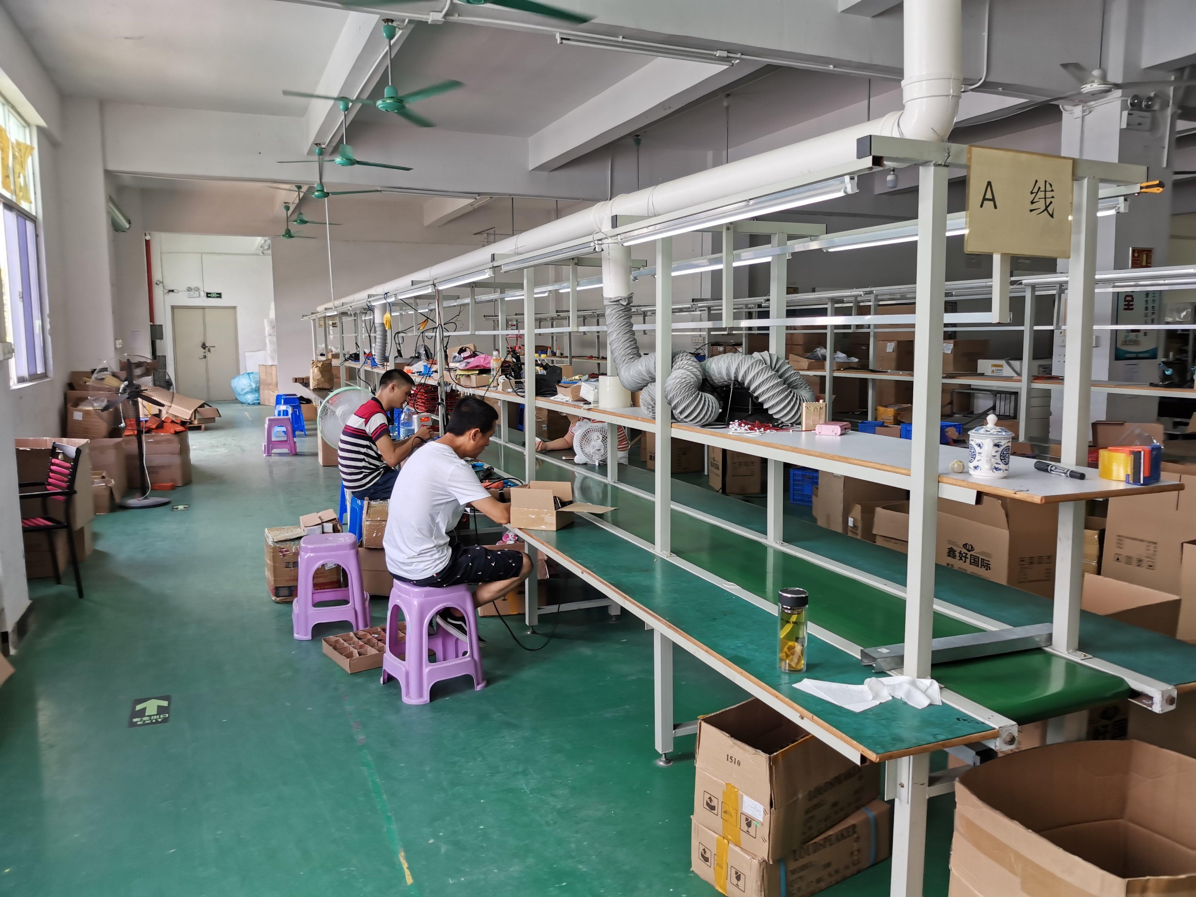 深圳公明新出花园式厂房-图4