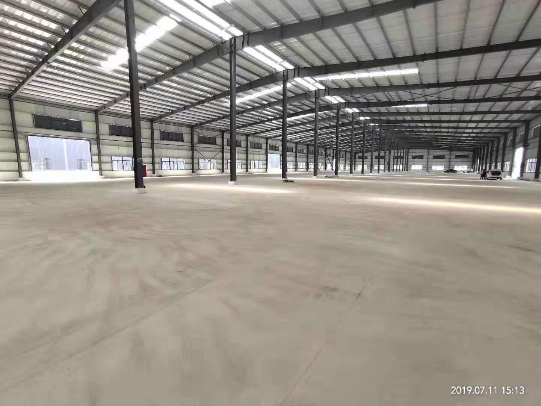 黄江镇高速出口原房东单一层钢构钢构厂房30000平米火爆招租