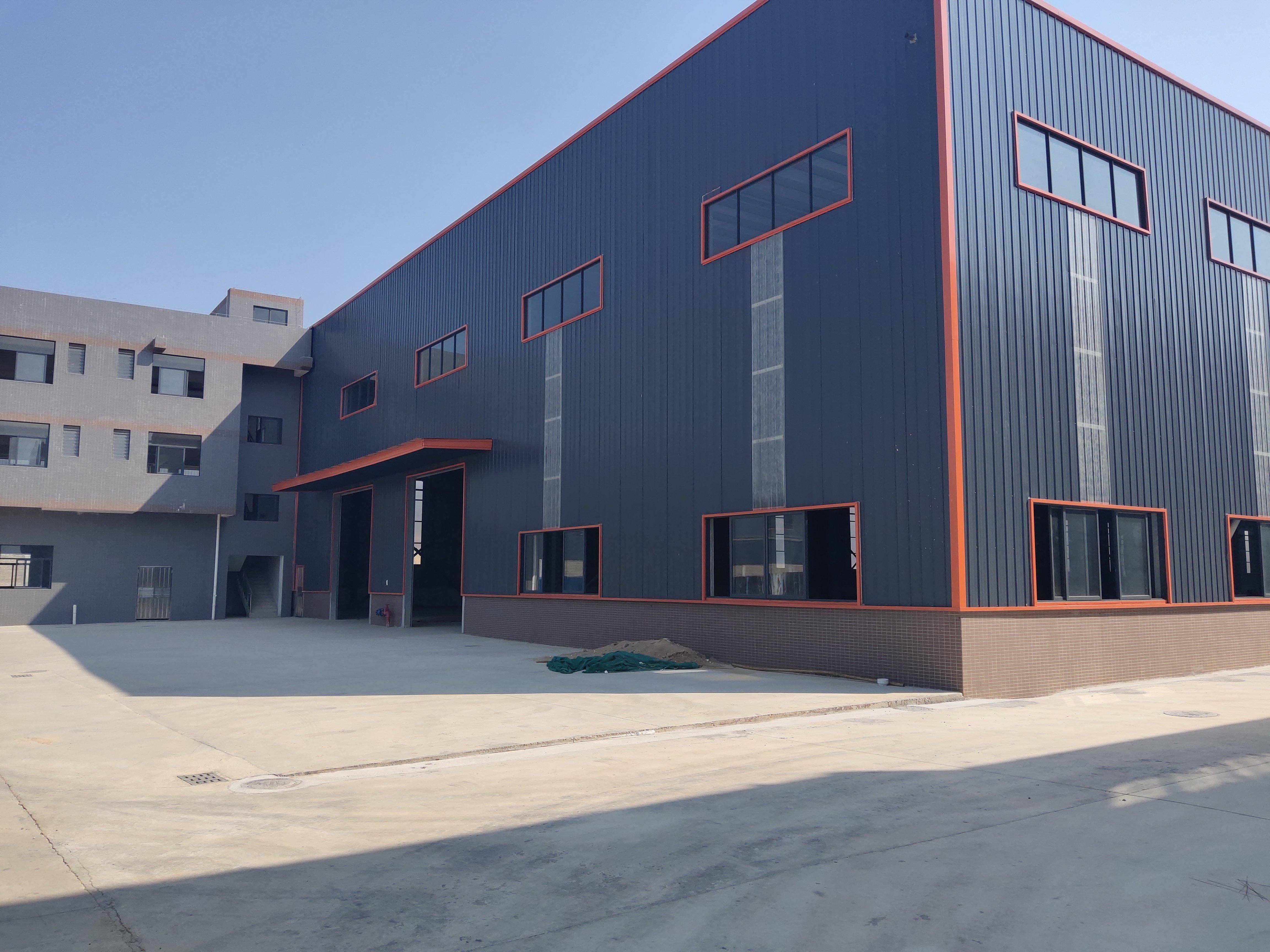 三水区乐平镇工业区独院钢结构滴水高10米单一层厂房仓库出租