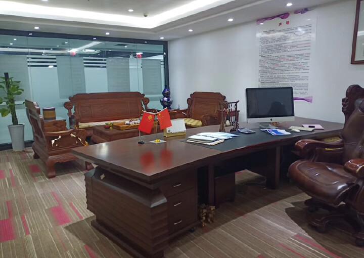 免佣出租,吉祥地铁口850平豪华装修办公室图片8