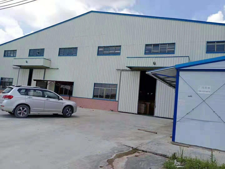 高明区荷城庆州工业区海天大道附近刚岀厂房仓库600平方