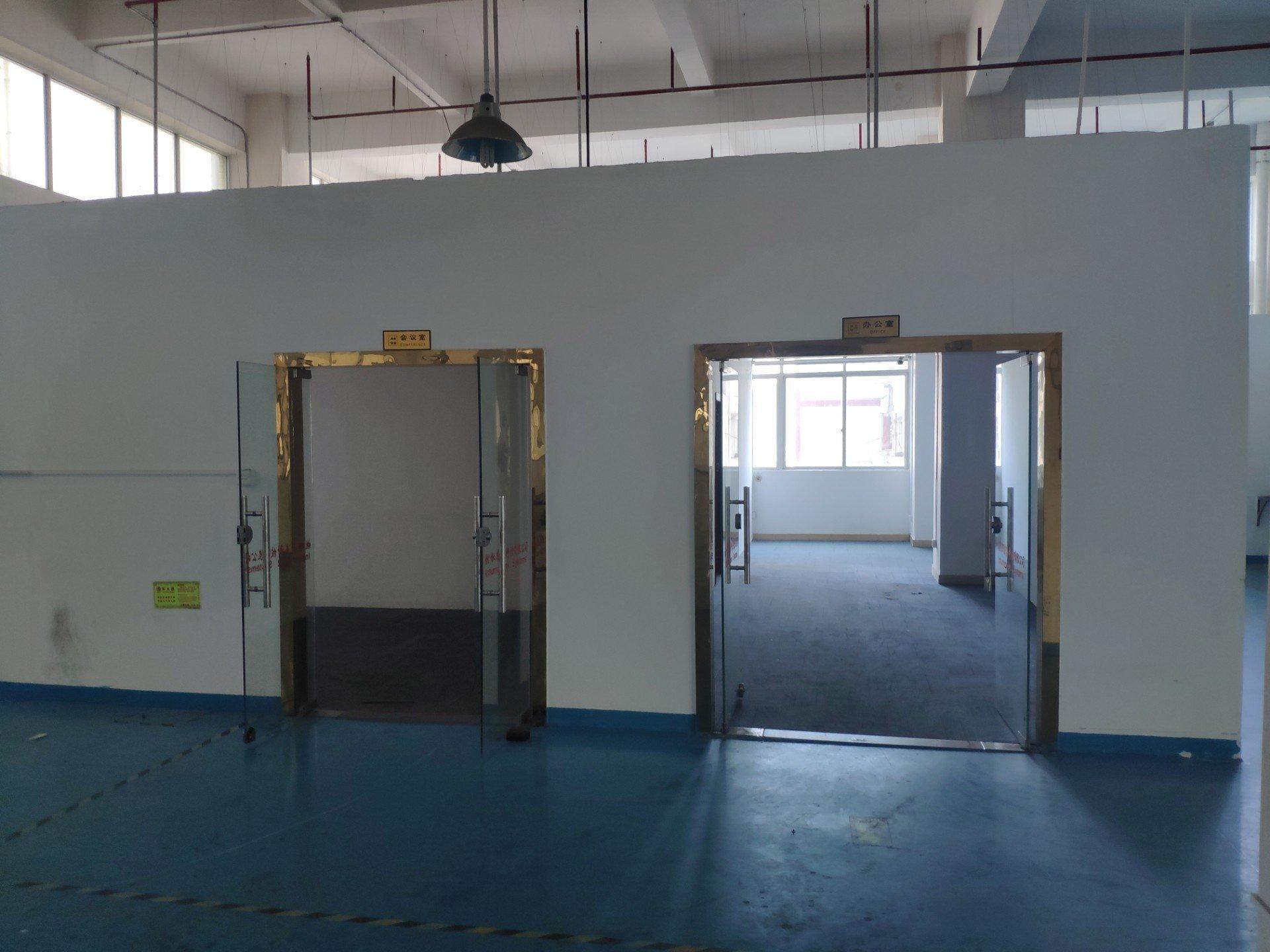 李松蓢高新园区重工业厂房
