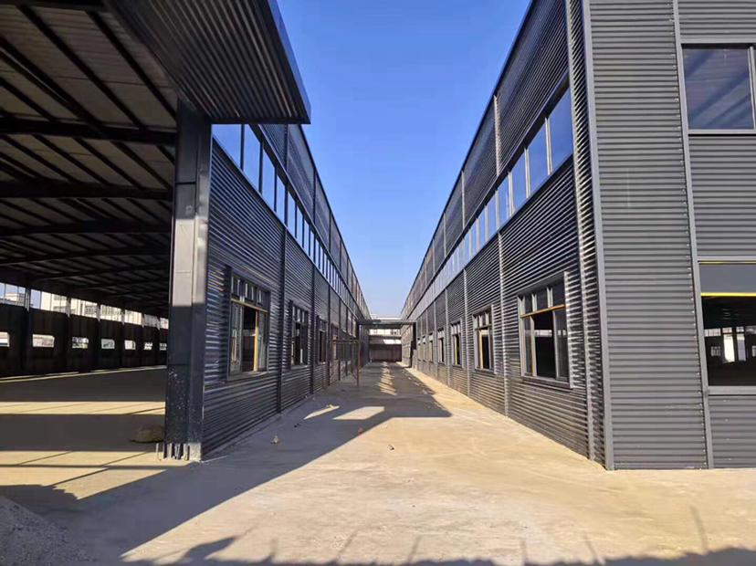 黄埔永和开发区新出单一层钢构厂房8300平