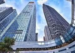 深圳罗湖核心地段带双证豪华精装写字楼出售