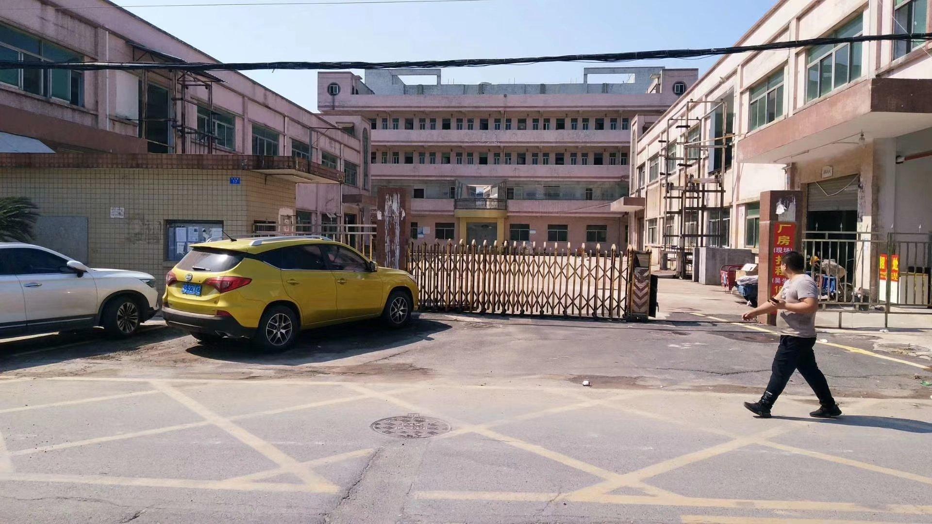 白云区嘉禾望岗原房东独门独院二楼1266平方标准厂房仓库出租