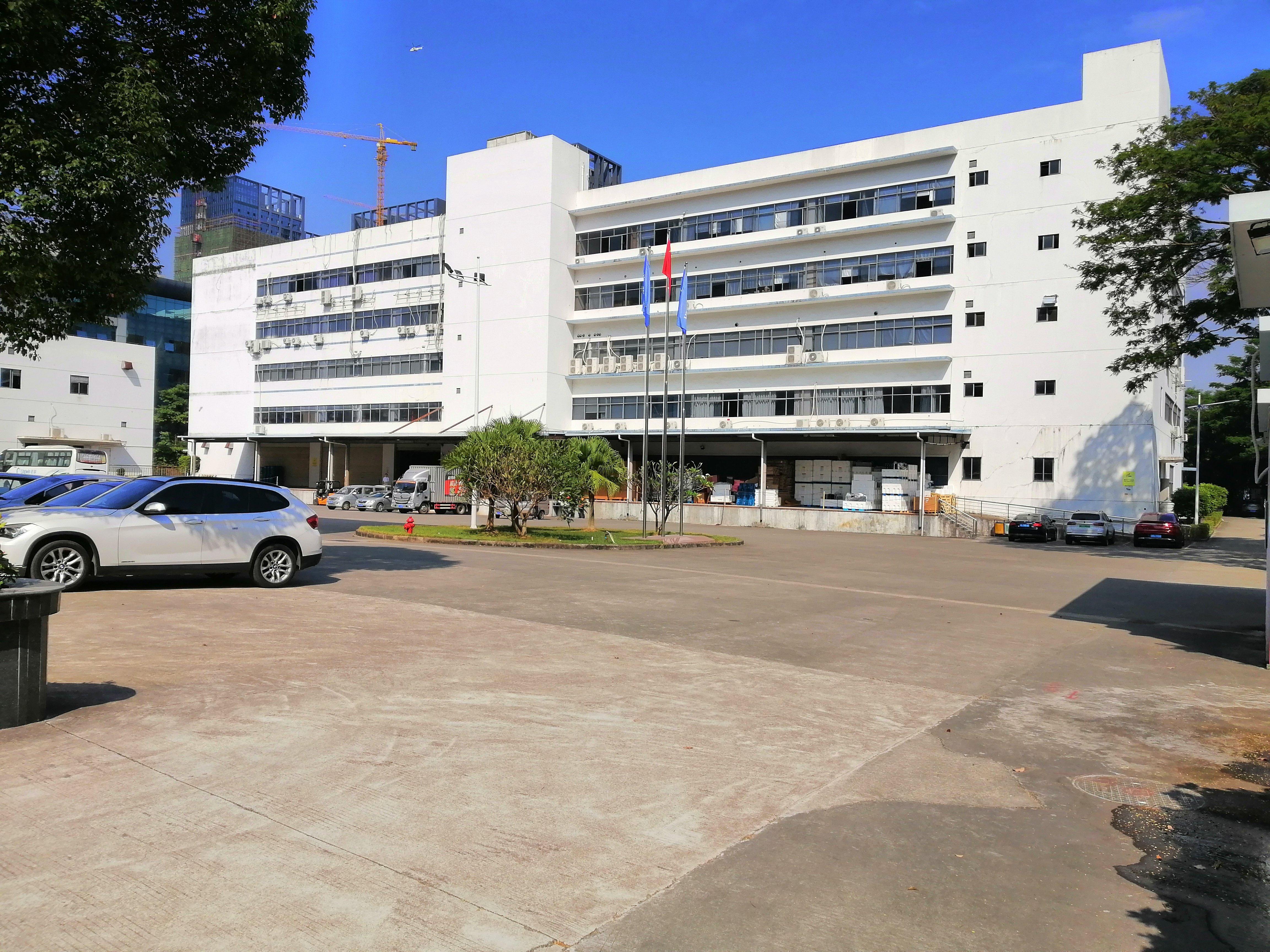 宝龙红本独院32000平米厂房出售