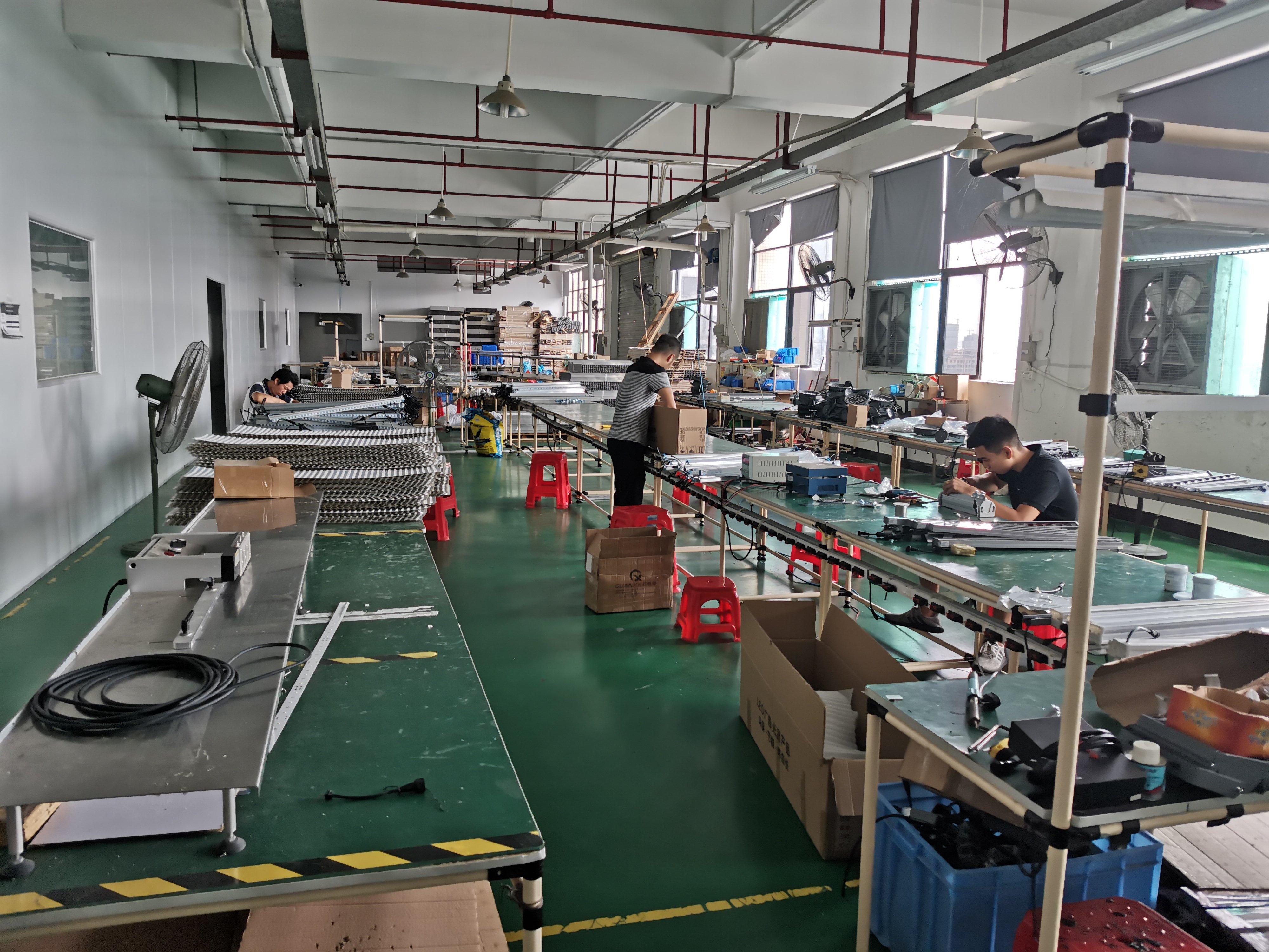 深圳公明新出花园式厂房-图3