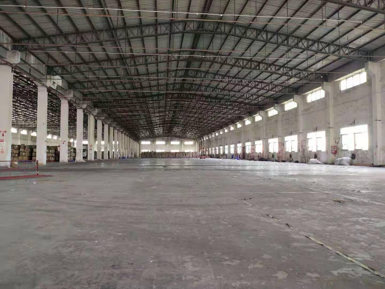 东莞市中堂镇独门独园钢结构厂房2500